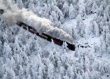 Semmeringi vonatozás és Mariazell - utazás