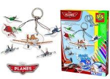 Disney repülők kulcstartó készítő készlet