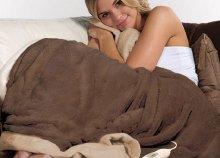 160 x 120 cm-es elektromos polár ágymelegítő takaró