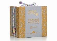Bio ETS karácsonyi tea arany ezüst 144g