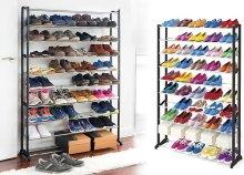 InnovaGoods Home Organize cipőrendszerező (50 pár)