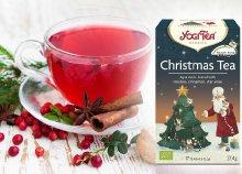 17 db-os karácsonyi, bio Yogi tea
