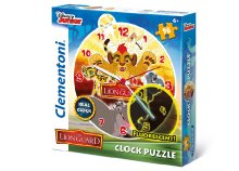 96 darabos Clementoni puzzle óra