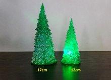 LED-es karácsonyfa kétféle méretben