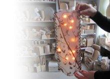 Lámpa- és hangulatfüzér-készítés