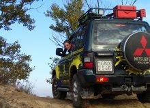 Élvezd az adrenalin-bombát – terepjáró vezetés