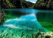 Tavaszi kirándulás a Plitvicei-tavakhoz
