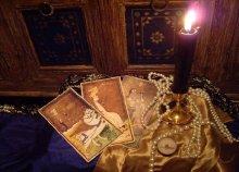 Jóslás kártyával