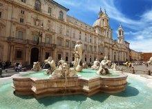 Ünnepi hétvége Rómában, a Hotel Consul***-ban