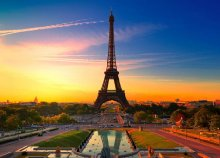 Valentin-napi romantikázás Párizsban – 3 nap