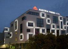 Pihenj az Austria Trend Hotel Bratislava****-ban