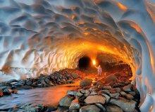 Kirándulás a csodás dobsinai jégbarlanghoz