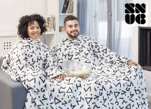 Symbols Snug Snug Big Twin dupla ujjas takaró
