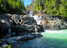 Csodáld meg az ámulatba ejtő Myrafalle vízesést és Steinwand-kanyont