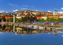 Rijeka, Opatija és Plitvicei-tavak nyáron