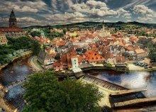 Csehország gyöngyszeme, Cesky Krumlov