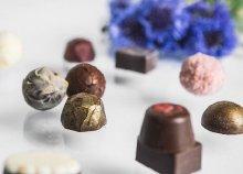 Csokikészítés és finom bor - Süss Édes Élet