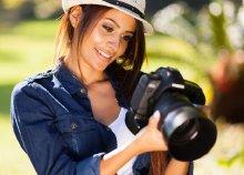 180 perces fotós workshop