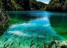 Plitvicei-tavak és a monarchia történelme