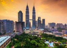 Malajzia és Szingapúr felfedezése, trópusi pihenéssel, 3*-os szállással 2 főnek
