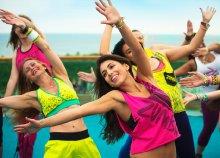 Zumba 4 alkalommal a Danza Táncstúdióban