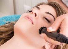 Ráncfeltöltő ultrahangos kezelés arcmasszázzsal