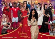 Bécsi utazás: Práter és Madame Tussauds'