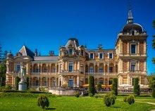 A romantikus Hermesvilla és Bécs megismerése