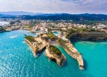 Napfény, szabadság Korfun: 13 nap buszos utazással 2 főnek