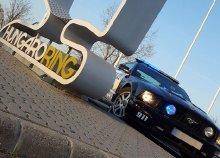 Ford Mustang GT Police élményvezetés
