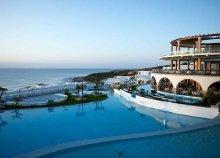 Királyi pihenés Rodoszon, 5-csillagos tengerparti luxusszállodában 2 főnek, félpanzió, repülőjegy