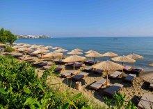 Vakáció Rodosz szigetén, Zefyros Beachen