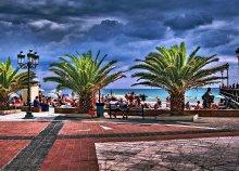 Egy hét a görög tengerpart mellett az Athina apartmanházban