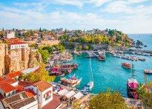 LAST MINUTE nyaralás Törökországban! 8 napos feltöltődés 2 fő részére, repülőjeggyel