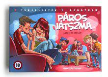 Páros játszma - Párismereti társasjáték