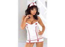 Erotikus ápolónő jelmez M