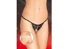 G-String  2373    black SL