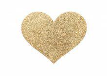 FLASH HEART GOLD