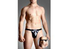 Mens thongs 4490 - black SL