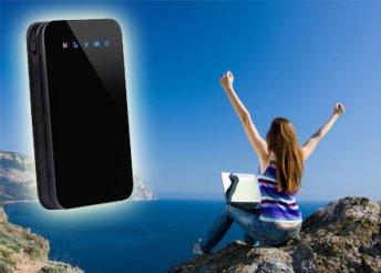 Mobil WiFi - mindig kéznél lévő, 3-4 órányi aktív használati idejű, akár 20 eszközt kiszolgáló MiFi