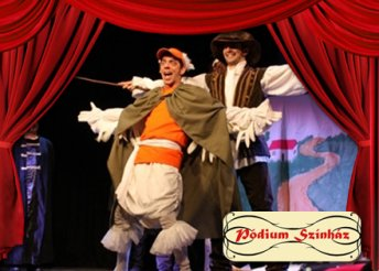 Lepd meg különleges élménnyel gyermeked! Belépő a Pódium Színház Ludas Matyi című zenés mesejátékára