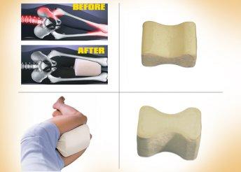 Relax memóriahabos párna, amely segít egyenes tartani gerincedet és csökkenti az ízületekre nehezedő nyomást