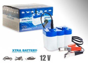 Xtra Battery Autós Indításrásegítő