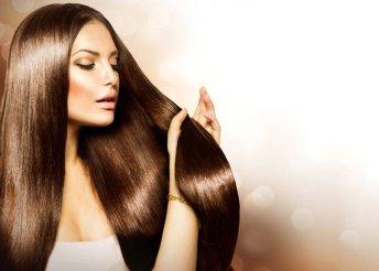 Tartós keratinos hajegyenesítés