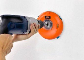 Zero Dust Drilling porgyűjtős fúró