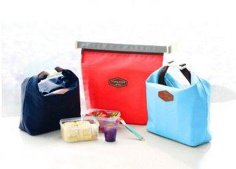 Hőtartó és vízhatlan uzsonnás táska