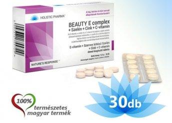Beauty E Complex tabletta 30db