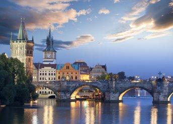 3 napos városnézés Prágában