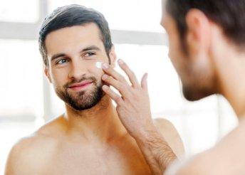 Rádiófrekvenciás arckezelés férfiaknak