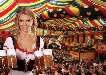 Vár a sör ünnepe, a müncheni Oktoberfest